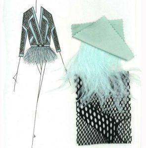 طراحی و دوخت لباس