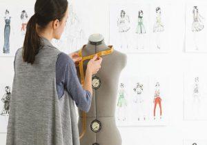 حرفه ای ترین دوره های طراحی لباس
