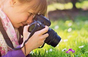کلاس های آموزشی عکاسی کودک