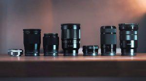انتخاب لنز در عکاسی