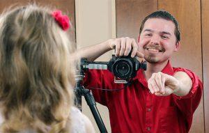 کلاس های آموزش عکاسی پرتره