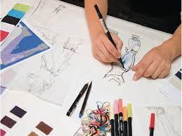 طراحی لباس از مقدماتی تا پیشرفته