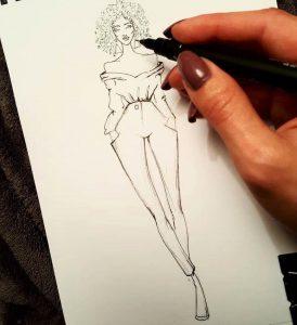 گذراندن دوره طراحی لباس