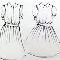 آموزش حرفه ای طراحی لباس