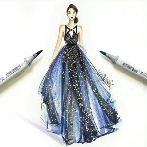 کلاس تخصصی طراحی لباس