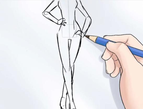 آموزش طراحی لباس به روش ساده