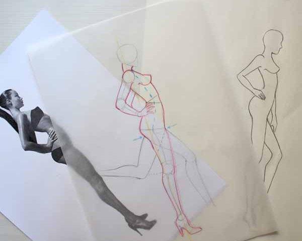 طراحی لباس آنلاین